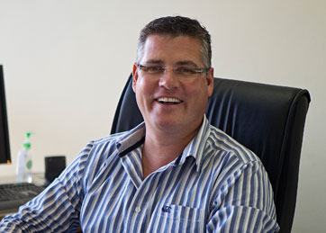 Charl Celliers, CA (Namibia), CA (South Africa), Managing Partner