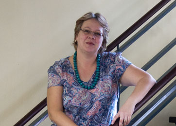 Riana Oosthuizen, CA (Namibia), Group Finance and Compliance Officer